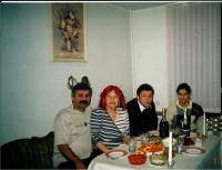 Новый год - 2001г